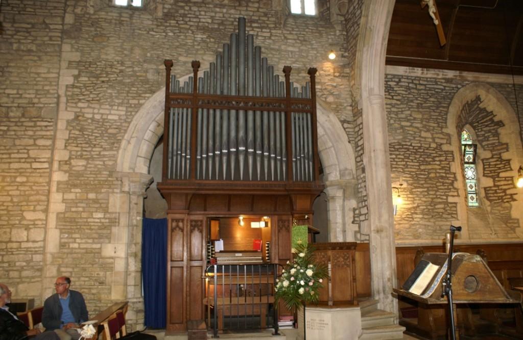 St Mary, Woodnewton