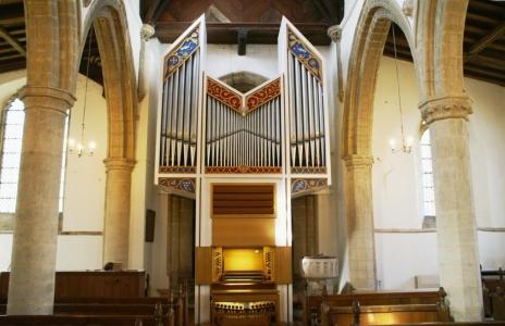 St Mary, Warmington