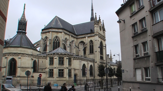 Saint-Bernard-de-la-Chapelle, Paris