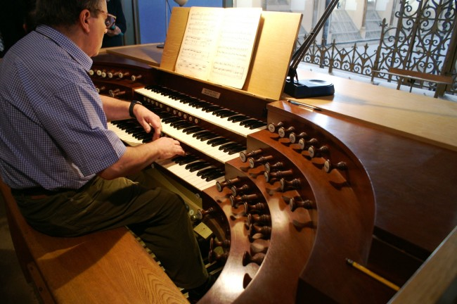 ORGAN CLUB AGM – IMPORTANT NOTICE!