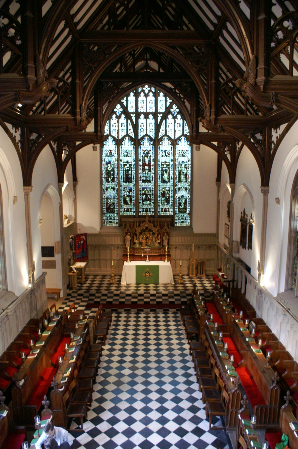 St. John's College, St Giles  (Photo: R Blanch)