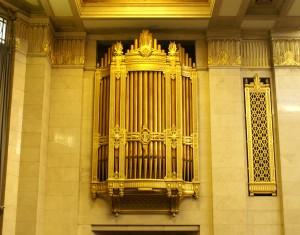 Willis Organ (1934)