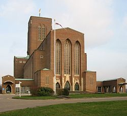 Guildford Cathedral – evening meeting!