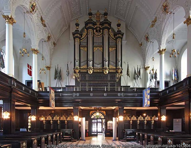 The London Organ Competition 2017!