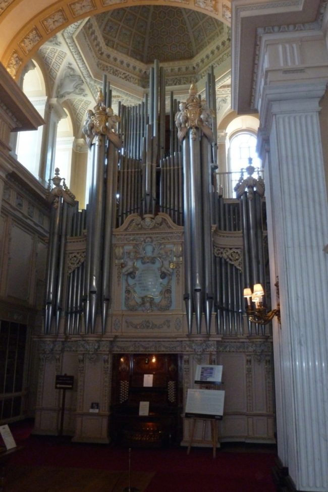 The Organ Club Archive